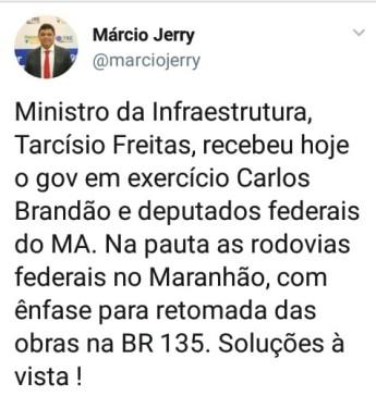 jerry brasilia