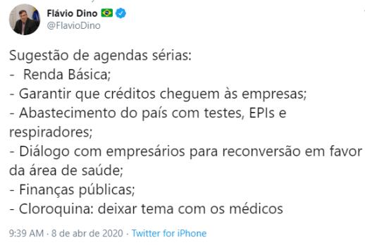 sugestões Flavio