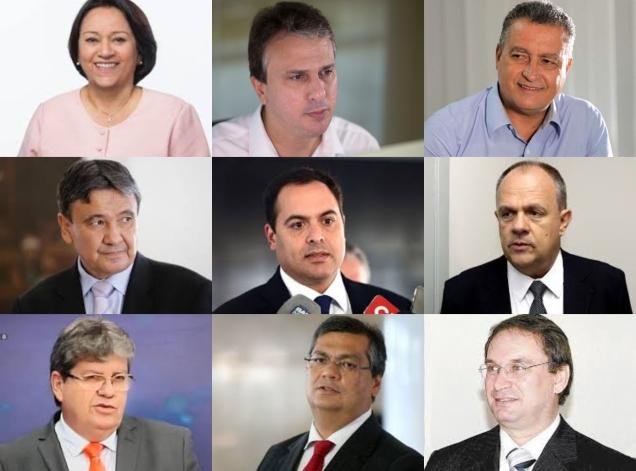 governadores-nordeste