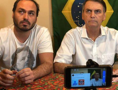 Bolsonaro-Carlos